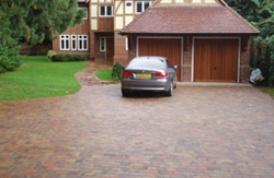 block paving driveways